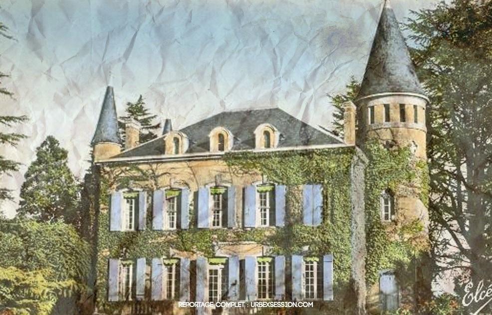 Château abandonné en Aquitaine | urbexsession.com/chateau-edward-gein | Urbex France