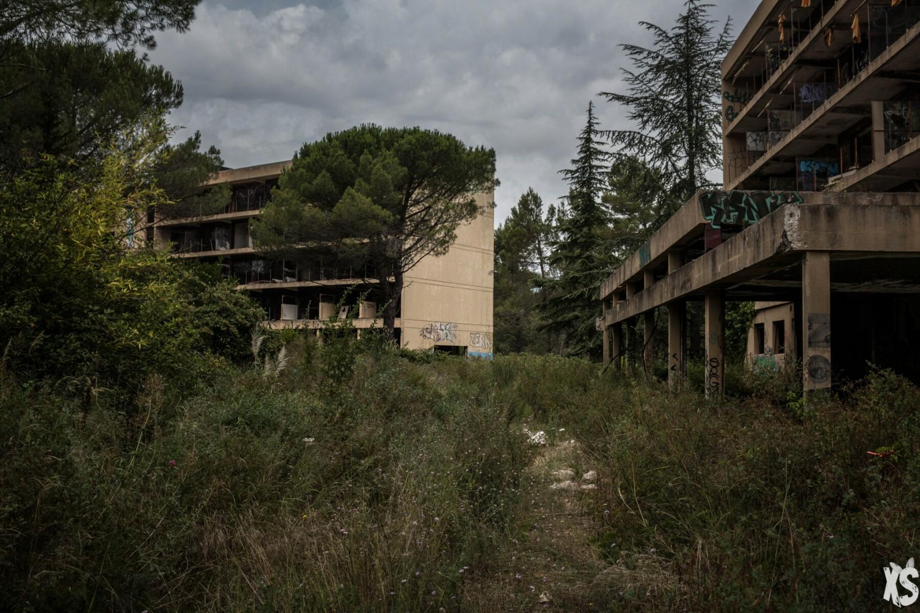 Unité Retraite Riviera 2 | urbexsession.com/unite-retraite-riviera-2 | Urbex France