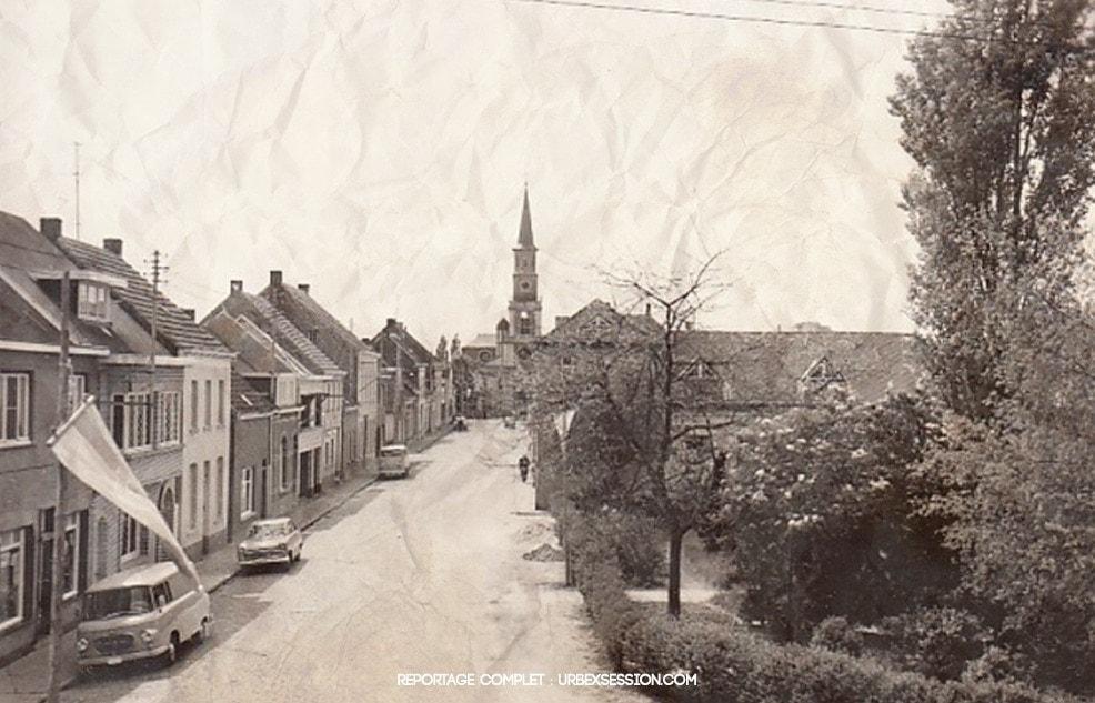 La ville abandonnée de Doel | urbexsession.com/doel | Urbex Belgique