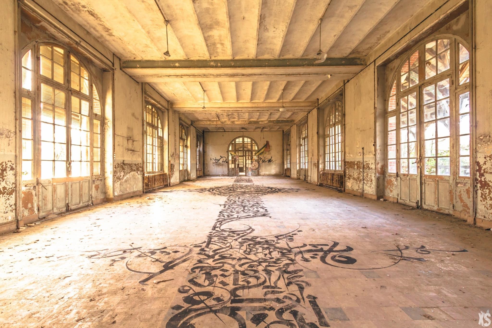 Abandoned orphanage in France | urbexsession.com/en/emile-louis-orphanage | Urbex France