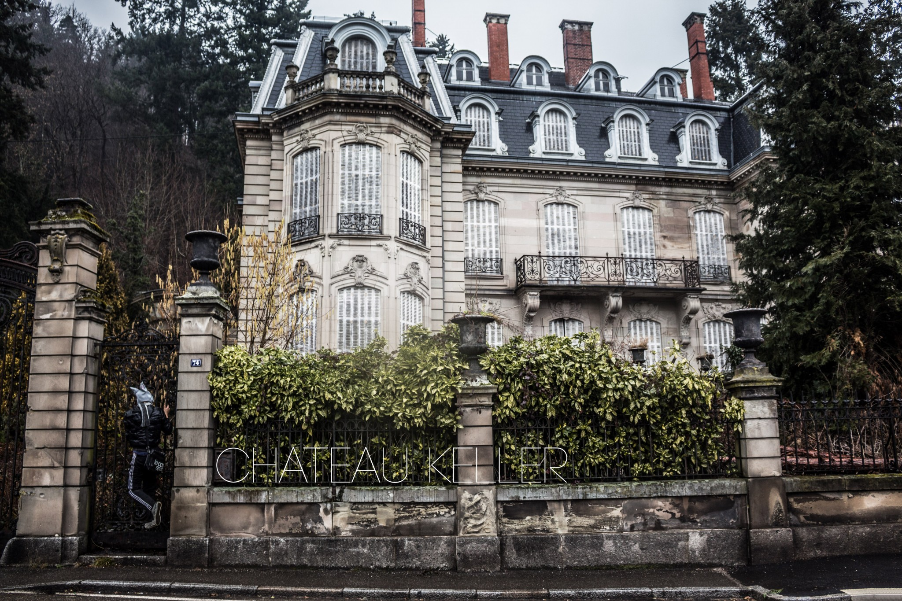 Restaurant Chateaux Lorraine