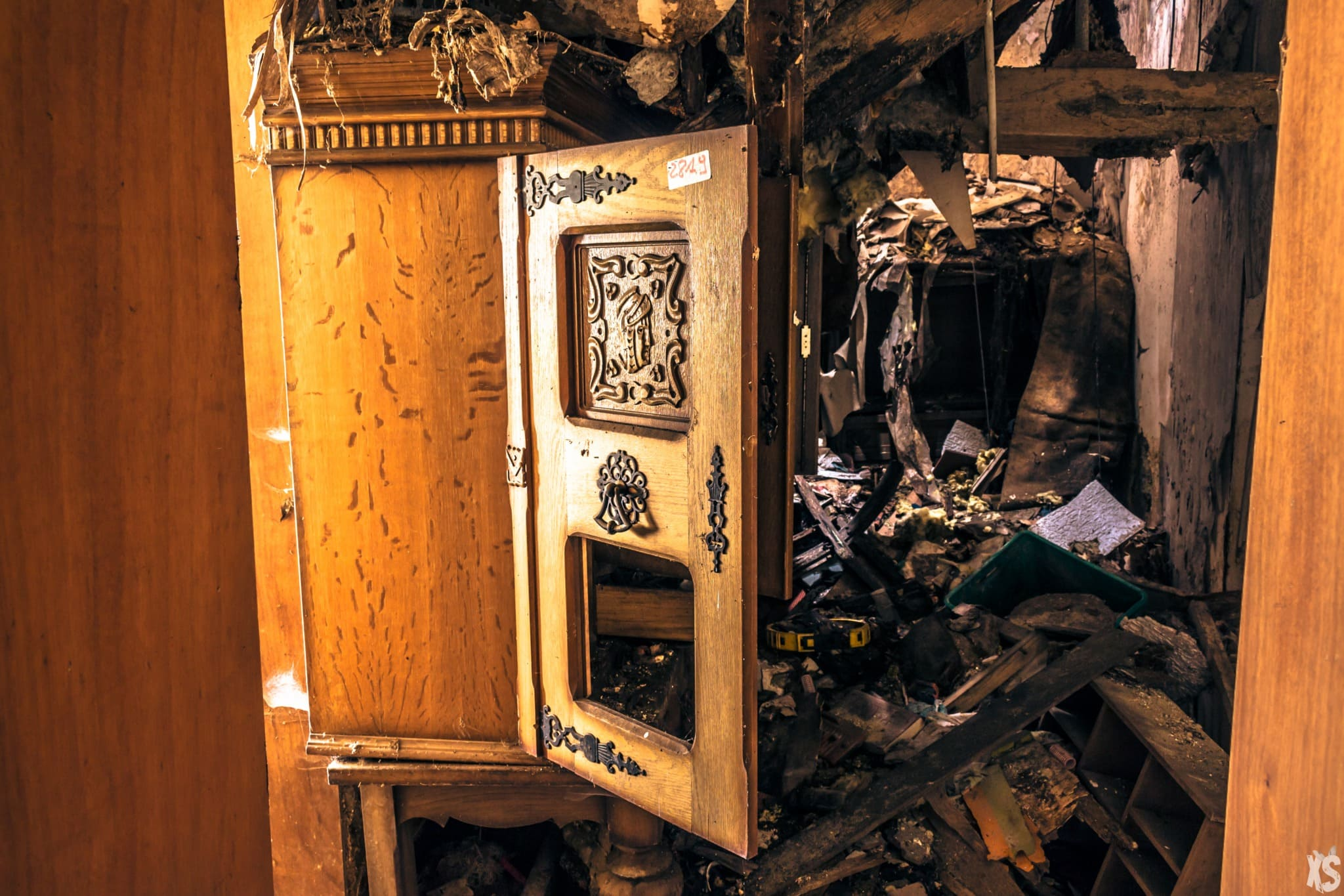 The abandoned house of Marc Dutroux | urbexsession.com/en/marc-dutroux-house | Urbex Belgium