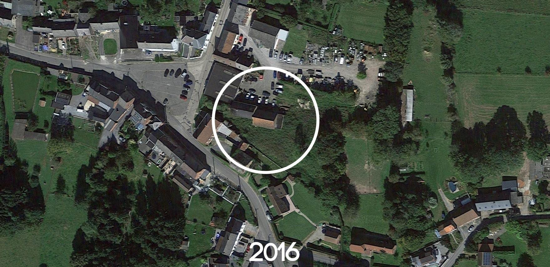 Maison de Marc Dutroux