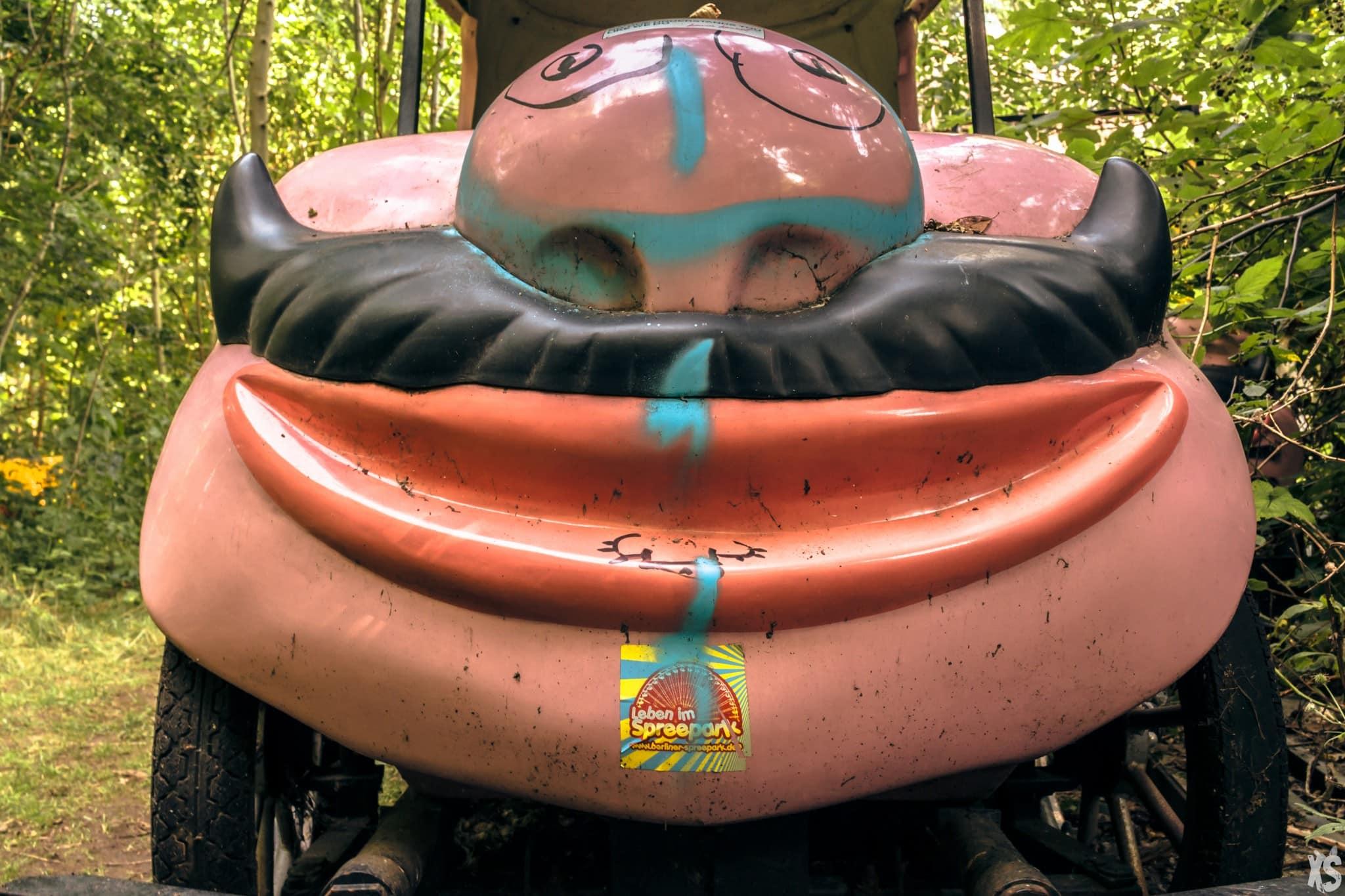 Spreepark, Abandoned Amusement Park in Germany | urbexsession.com/en/spreepark | Urbex Germany
