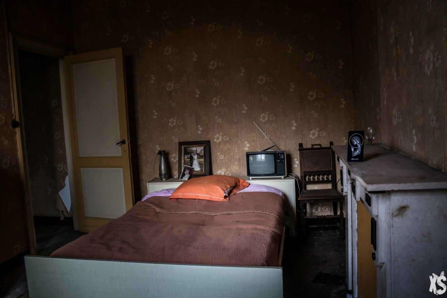 Villa abandonnée en Belgique