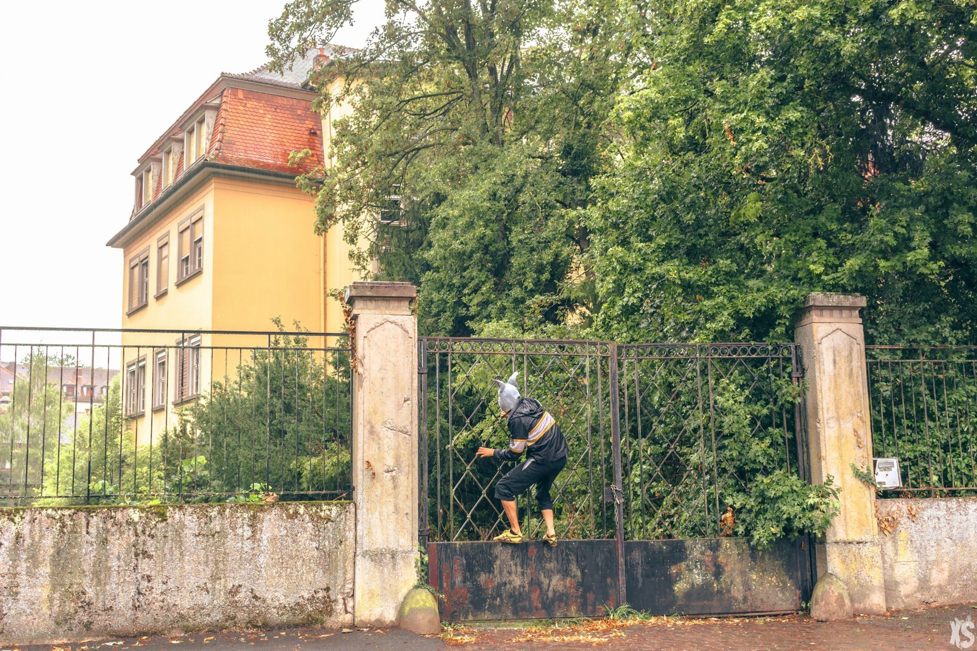 Pensionnat Catholique abandonné en Lorraine