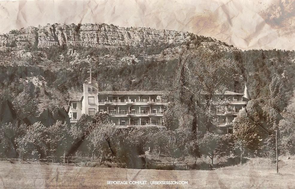 Hôpital abandonné en Côte d'Azur | urbexsession.com/hopital-felix-zehetner | Urbex France