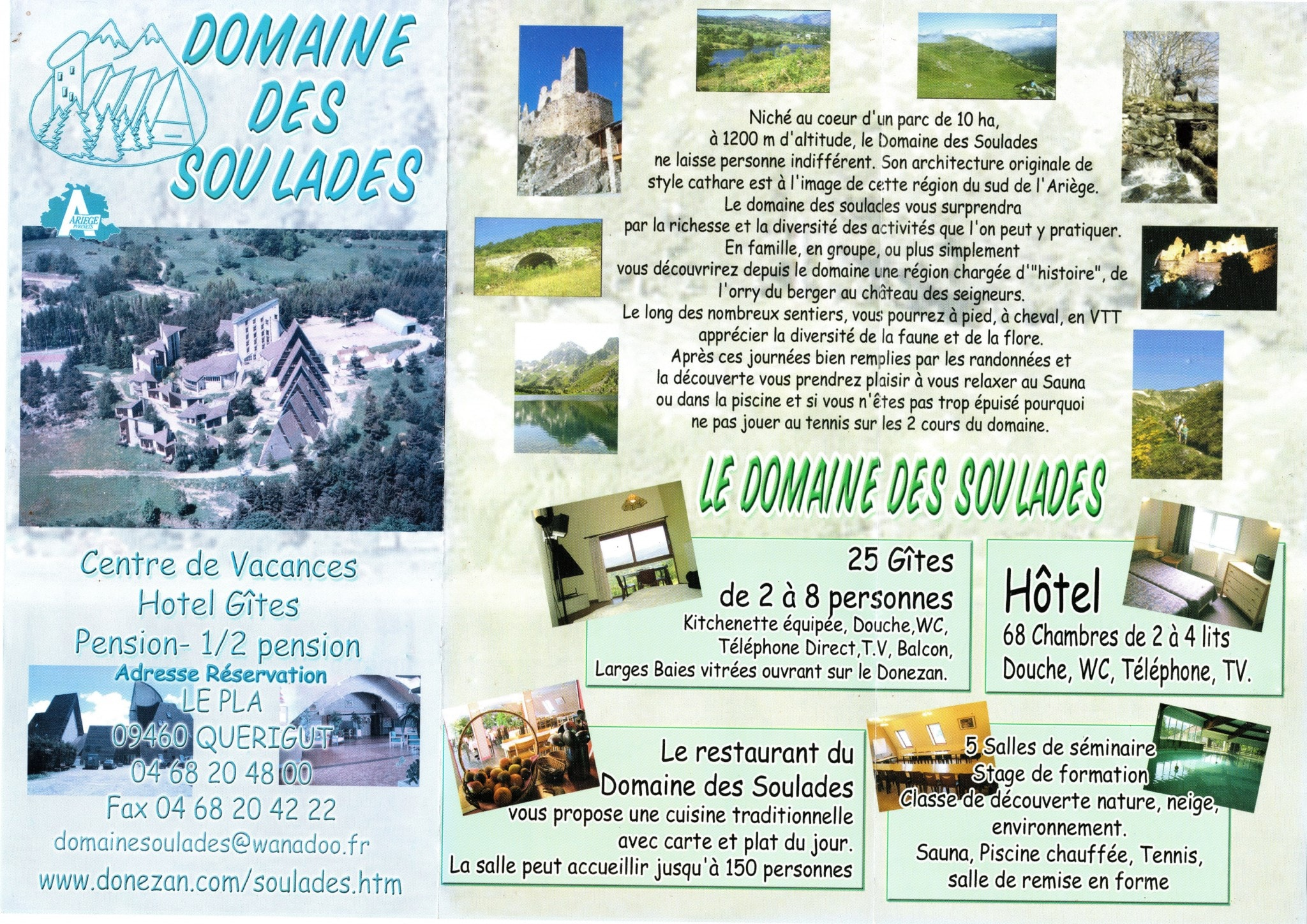 Hauts de Donezan – Domaine des Soulades | urbexsession.com/haut-de-donezan-domaine-des-soulades | Urbex France