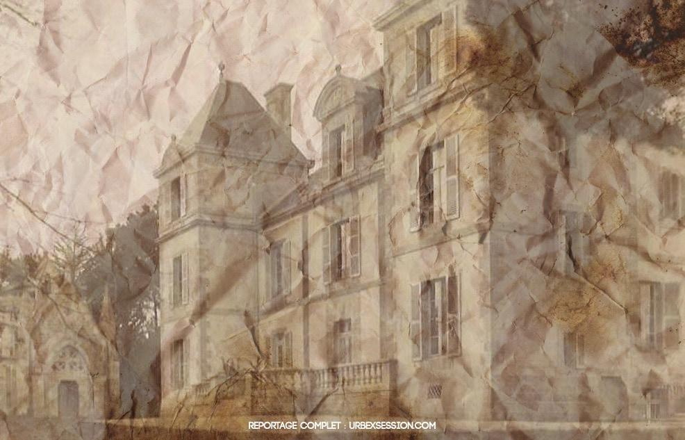 Manoir abandonné en Bretagne | urbexsession.com/manoir-yves-dandonneau | Urbex France