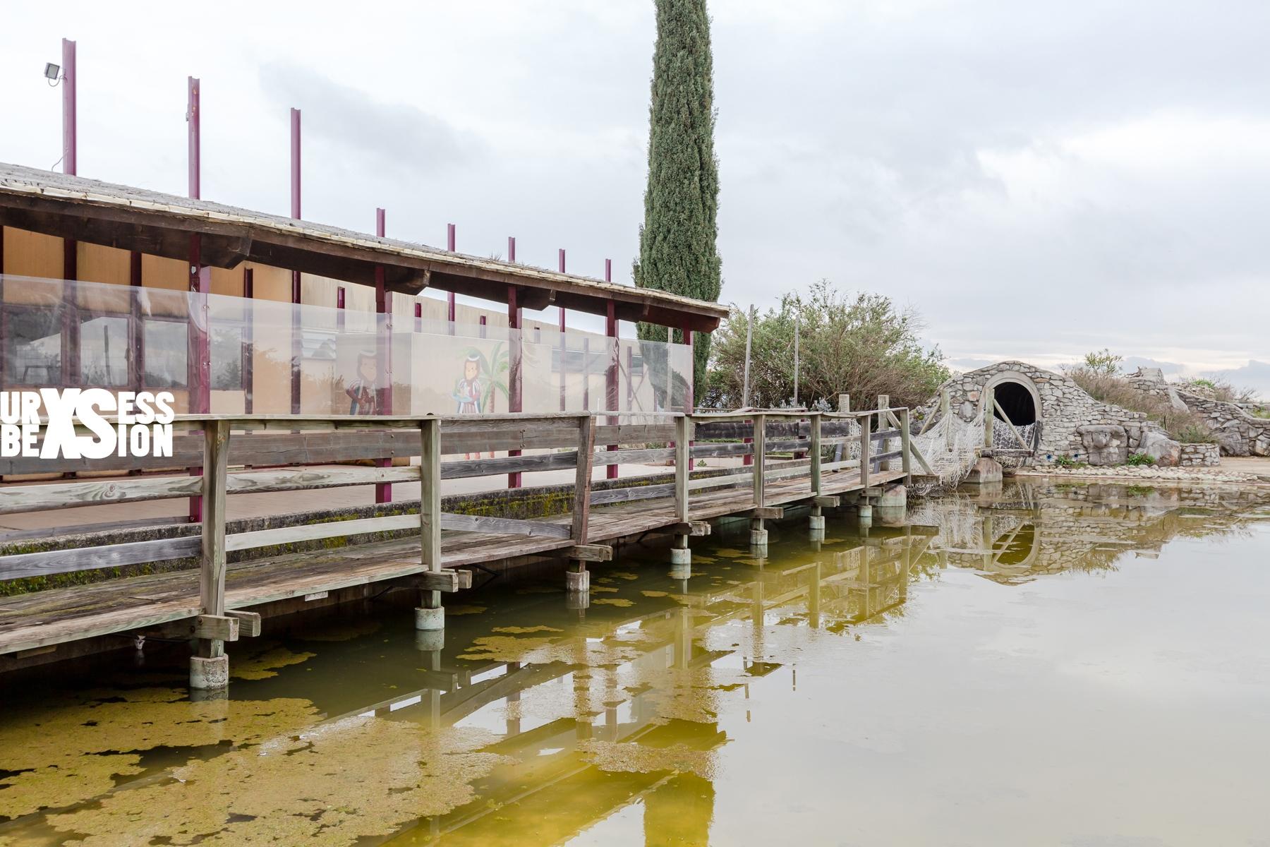 Parc d'attraction abandonné en France | urbexsession.com/parc-attraction-gacy-land | Urbex France