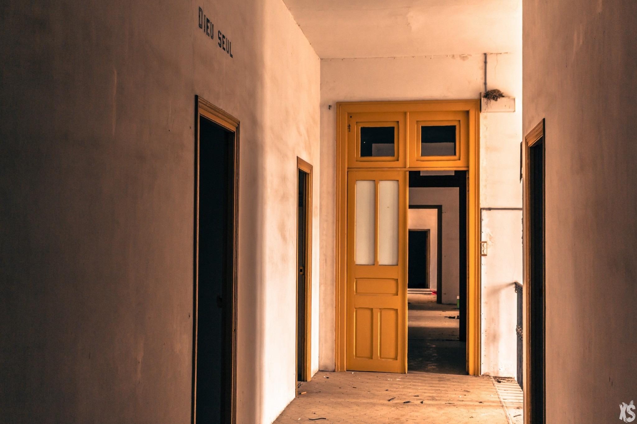 Couvent abandonné en France | urbexsession.com/couvent-michelle-martin | Urbex France
