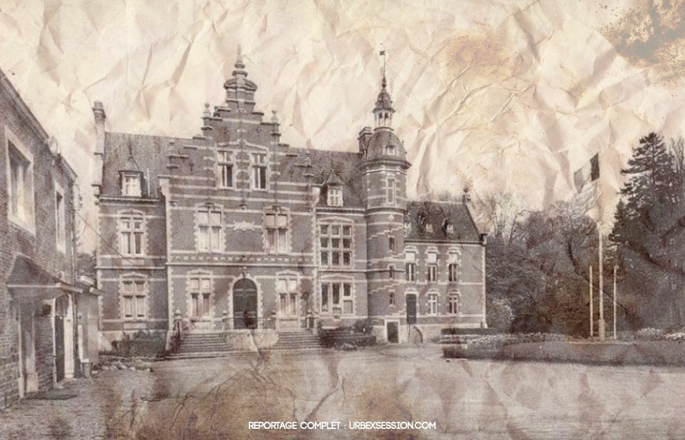Château abandonné en Belgique | urbexsession.com/chateau-danny-rolling | Urbex Belgique