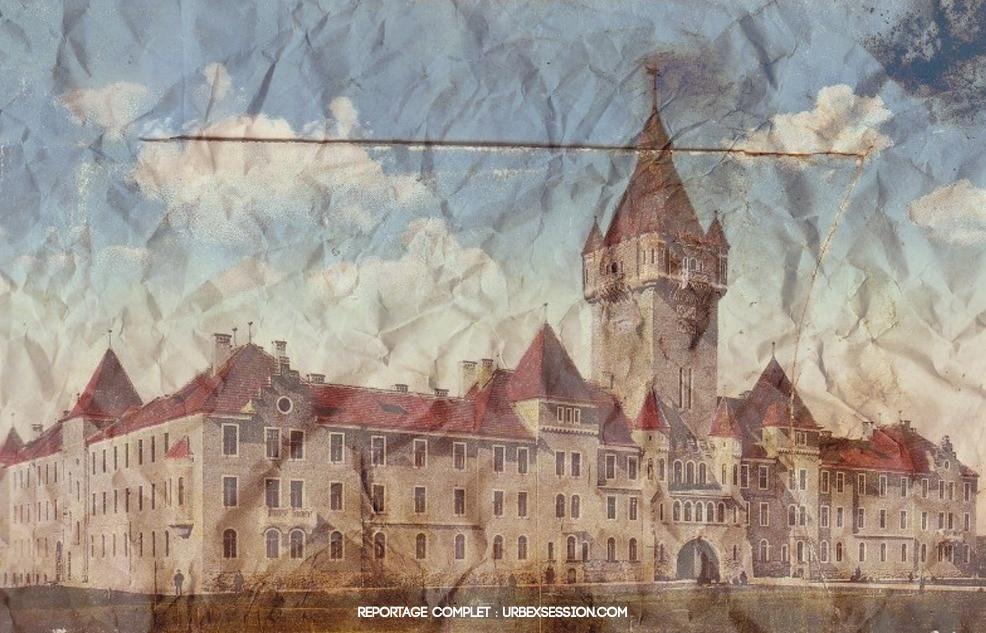 Chateau Timea Faludi | urbexsession.com/chateau-timea-faludi | Urbex Hongrie