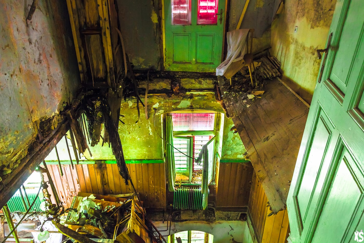 Abandoned Hotel in Austria | urbexsession.com/en/susanna-cox-hotel | Urbex Austria
