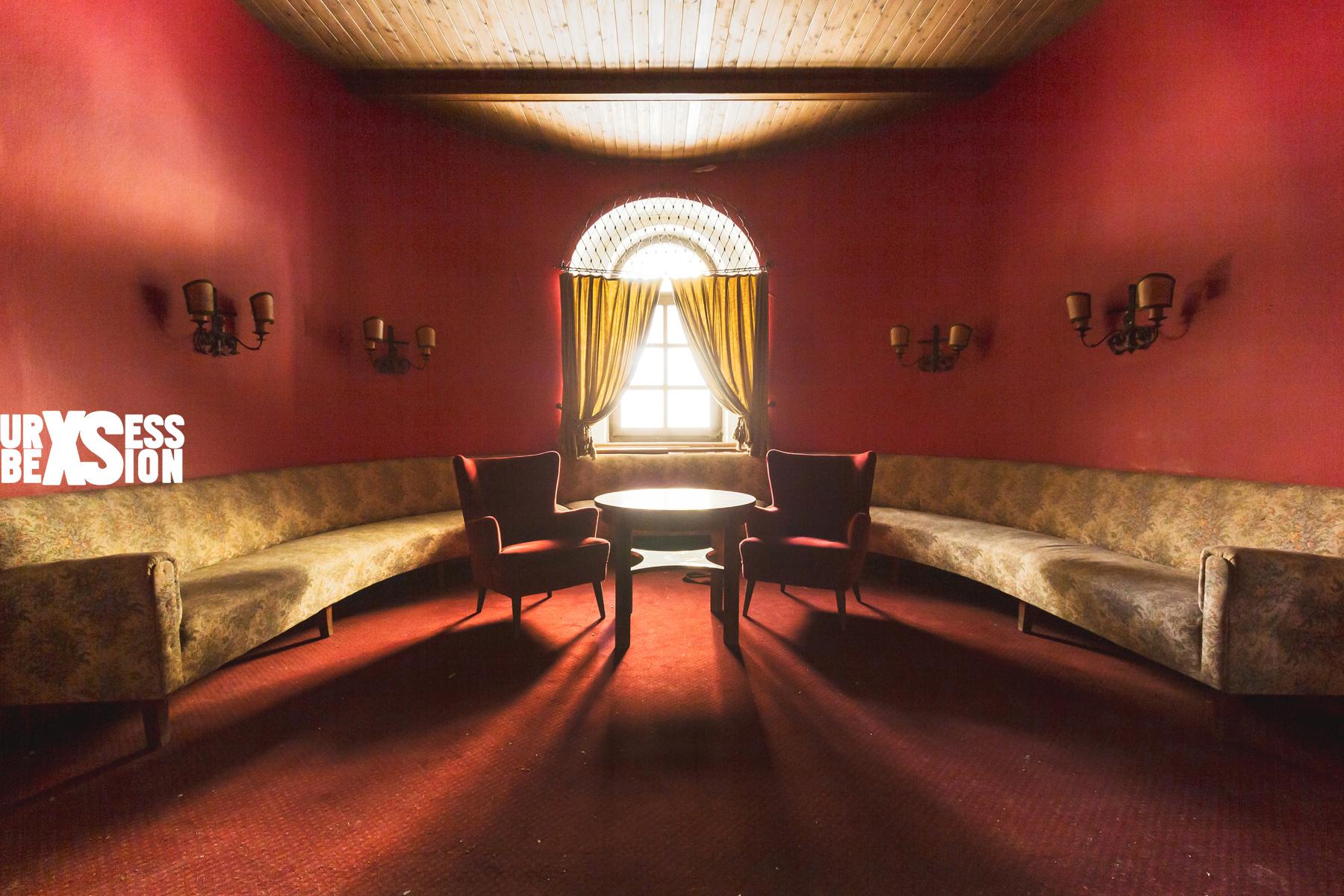 Hôtel abandonné en Autriche | urbexsession.com/hotel-udo-proksch | Urbex Autriche