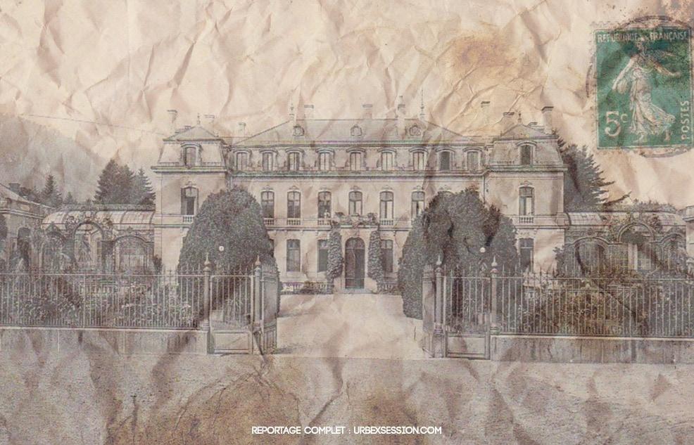 Château abandonné en France | urbexsession.com/chateau-marquise-de-brinvilliers | Urbex France