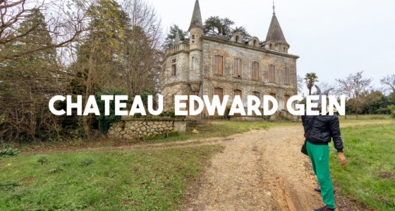 Chateau Edward Gein