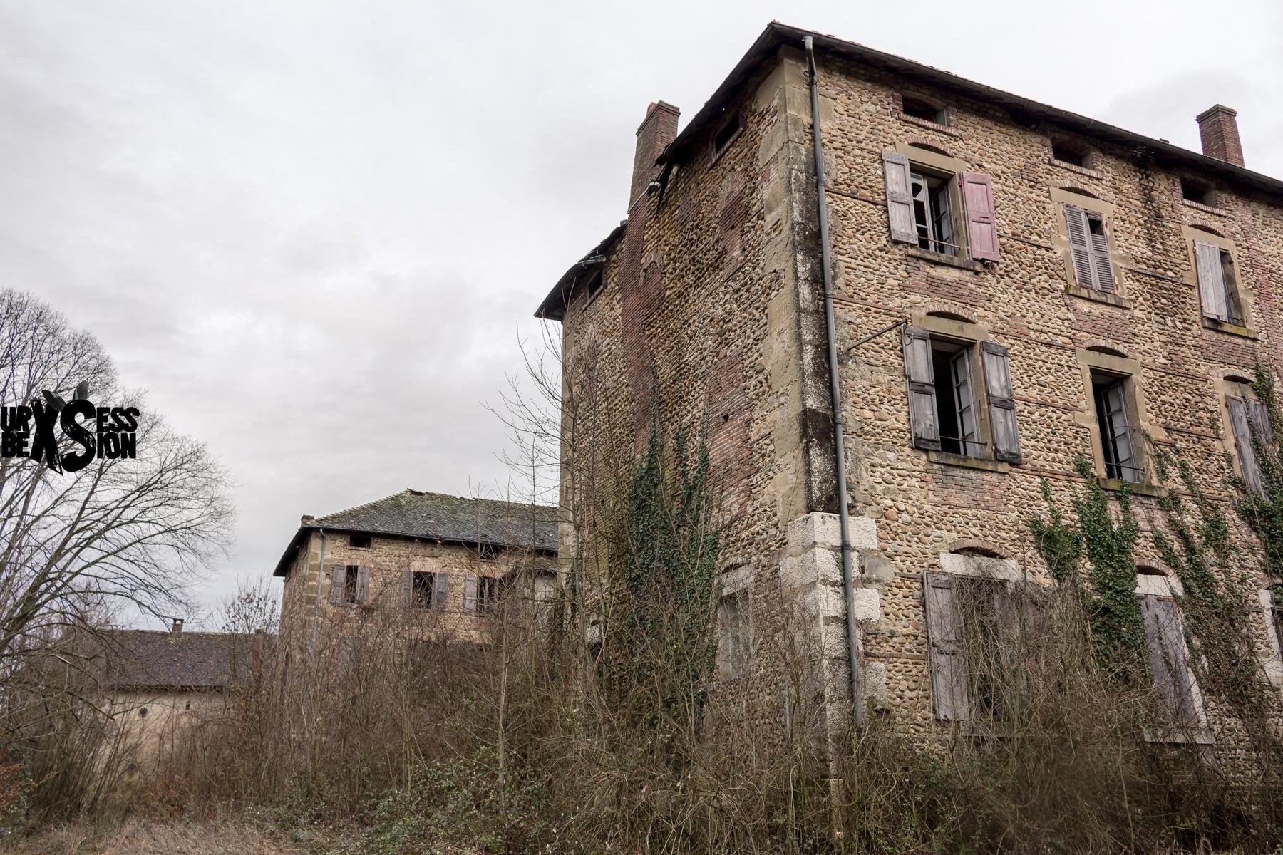 Couvent abandonné en France   urbexsession.com/couvent-pierre-dufour   Urbex France
