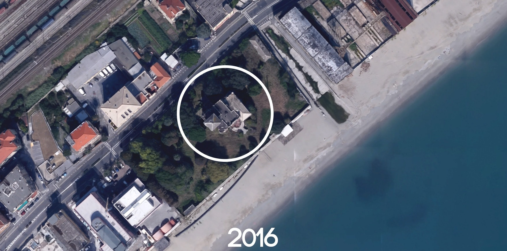 Villa abandonnée en Italie | urbexsession.com/villa-cesare-serviatti | Urbex Italie
