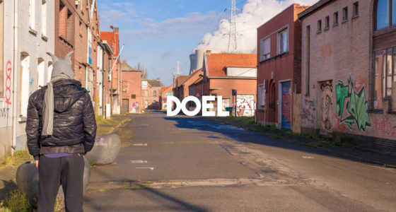 Abandoned City Of Doel
