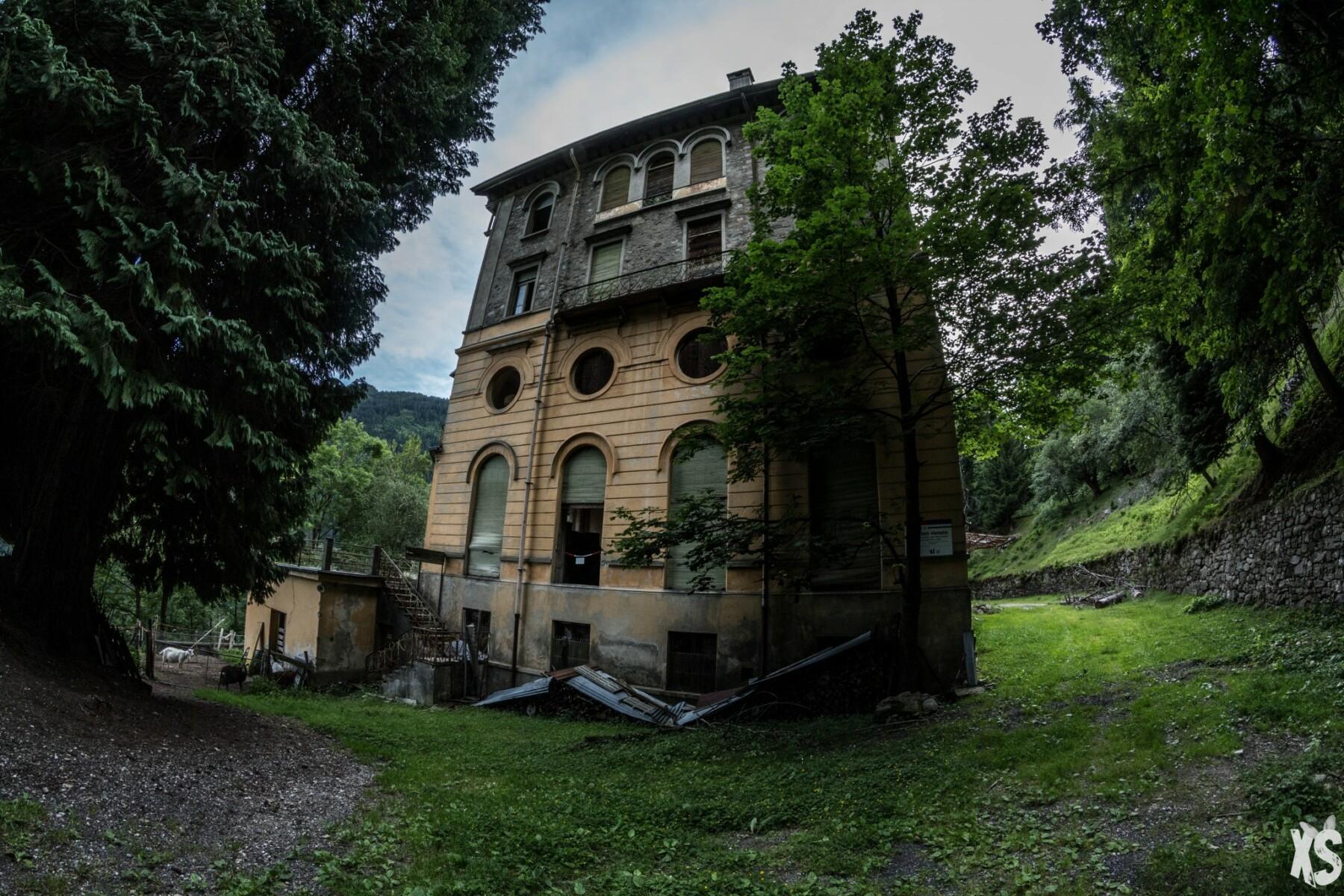 Sanatorium Baekuni