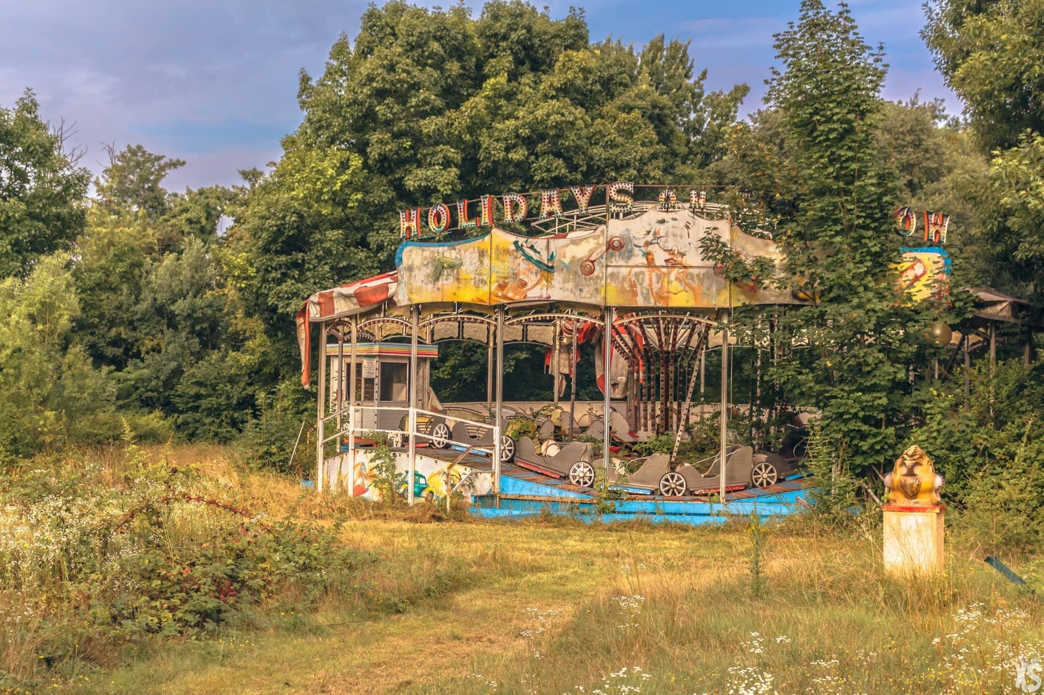 Parque de Atracciones Abandonado en Italia | urbexsession.com/es/beaver-land-parque-de-atracciones-abandonado-italia | Urbex Italia