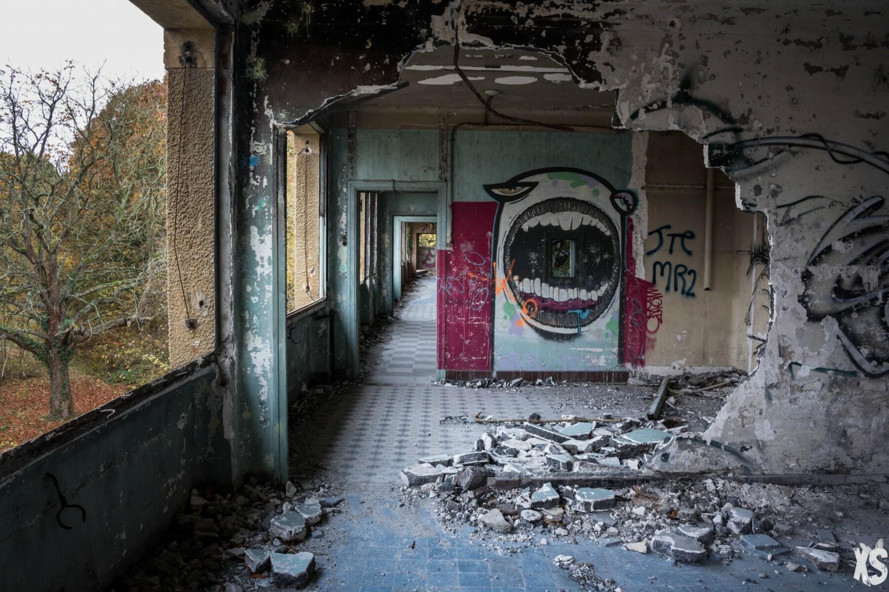 Sanatorium abandonné de Dreux