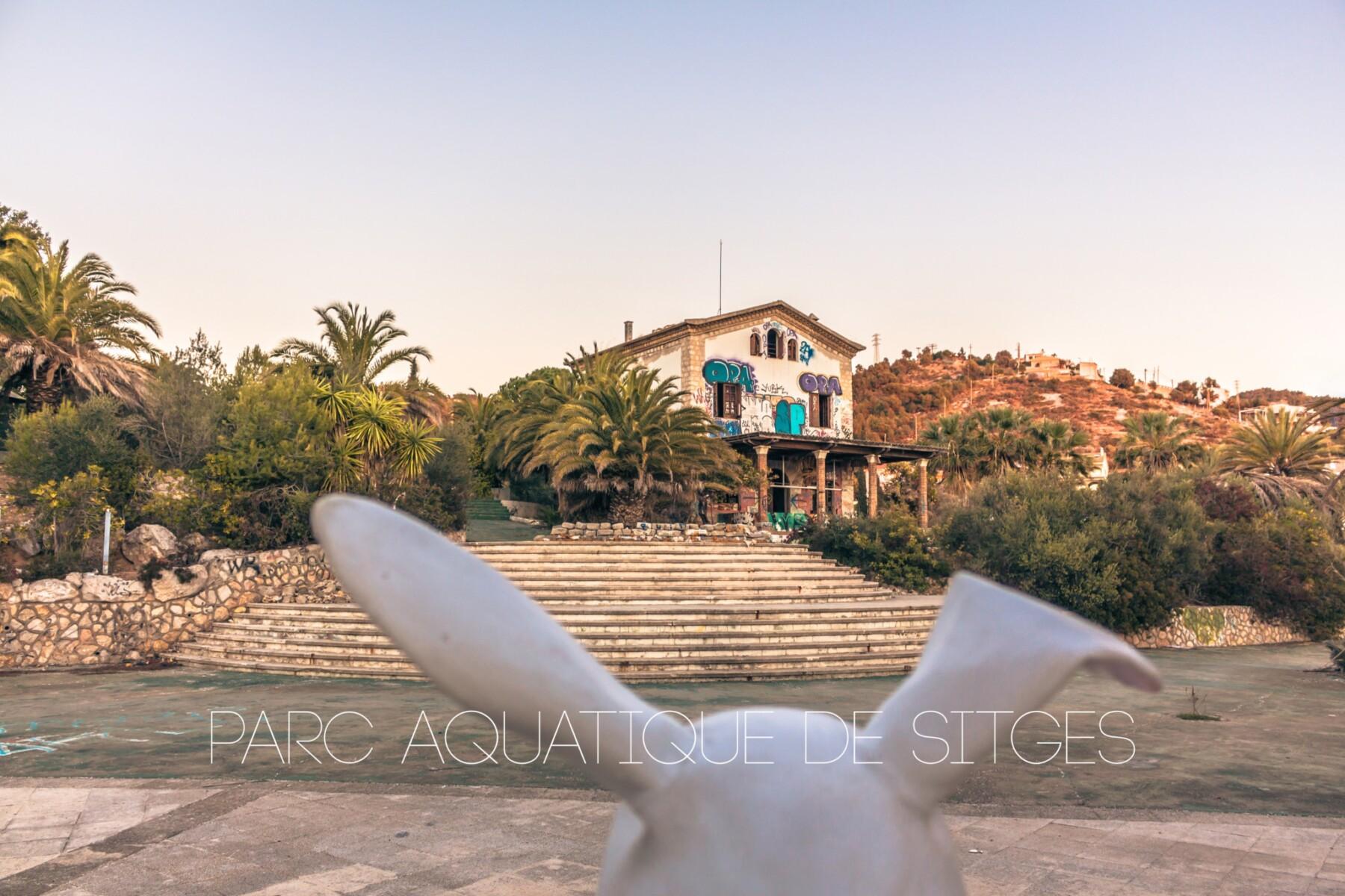 Parc aquatique abandonné en Espagne | urbexsession.com/parc-aquatique-de-sitges | Urbex Espagne