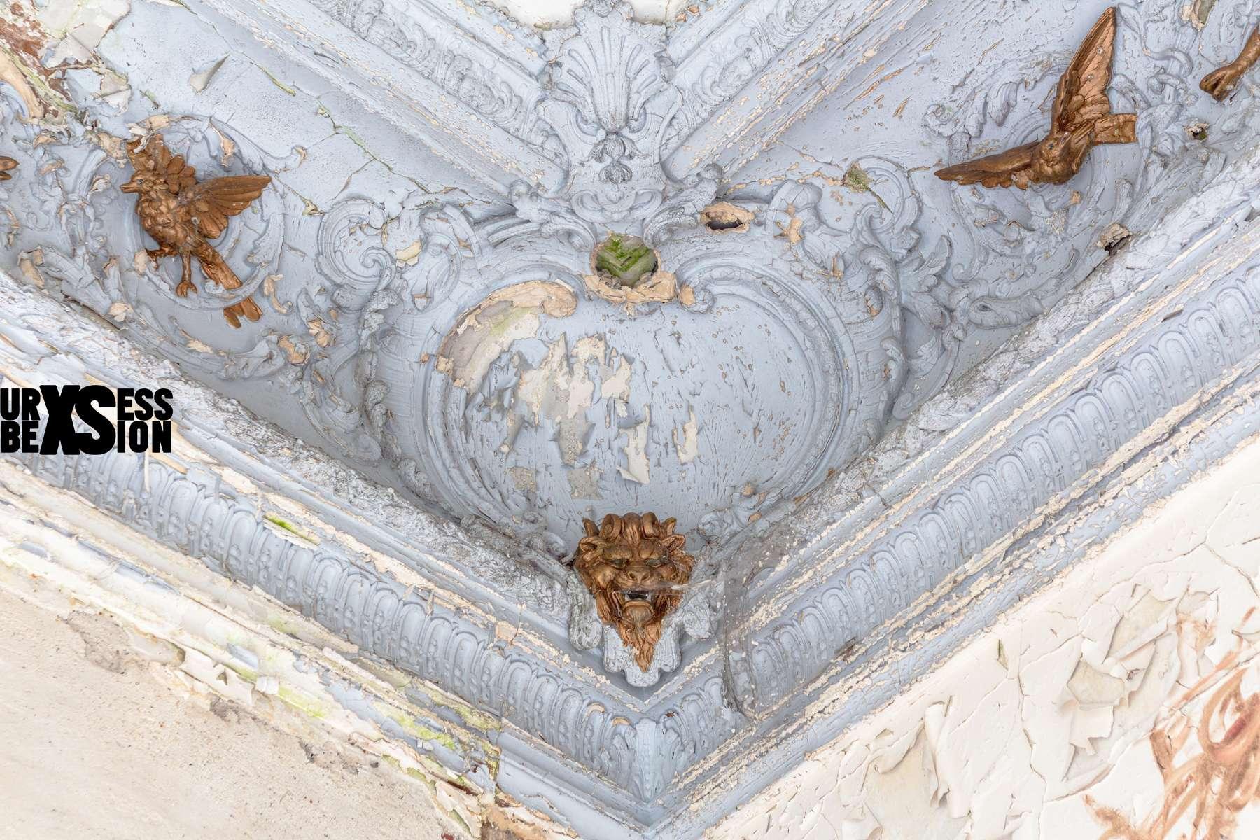 Château abandonné en France | urbexsession.com/chateau-de-fruminet | Urbex France