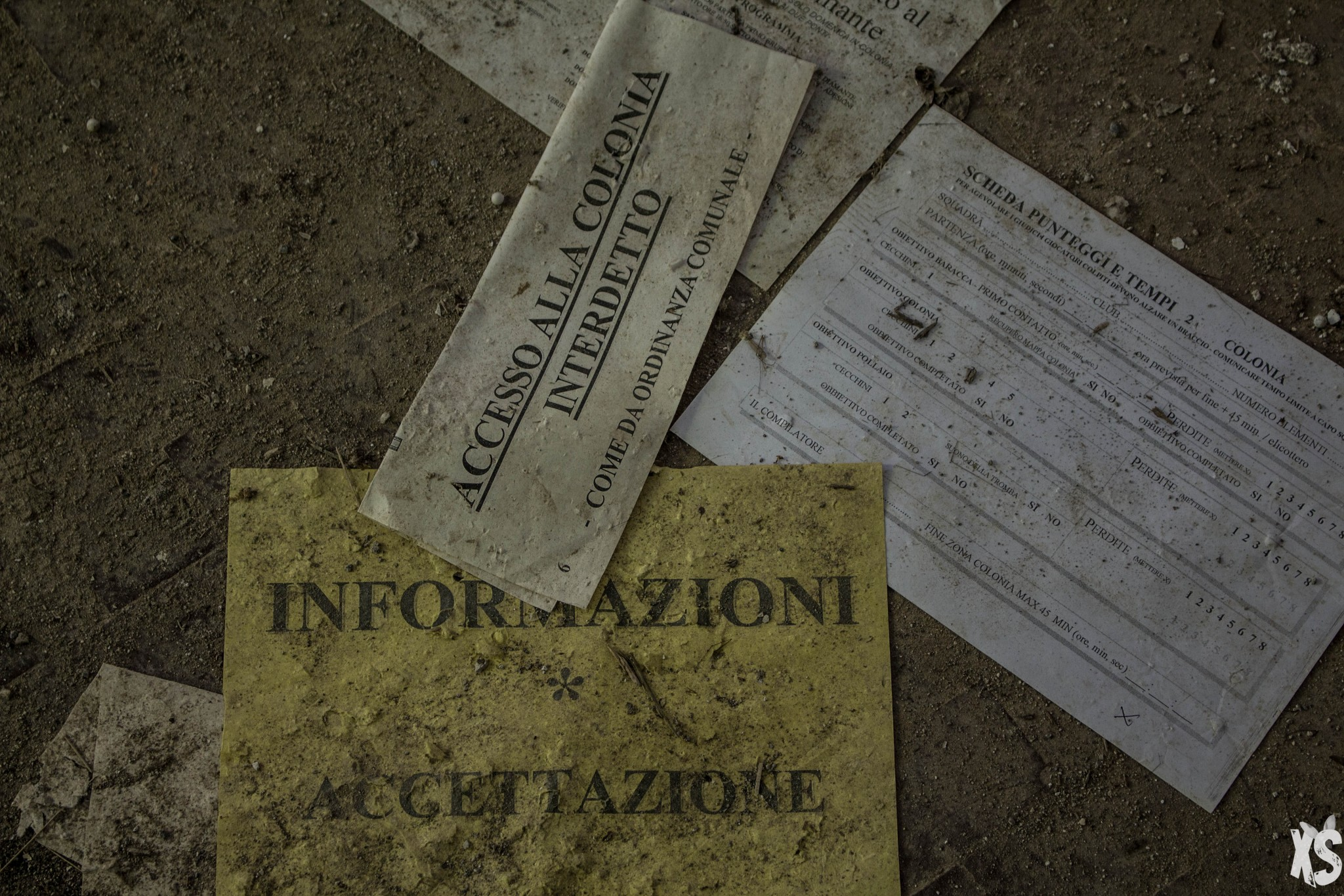 Colonie Mussolini