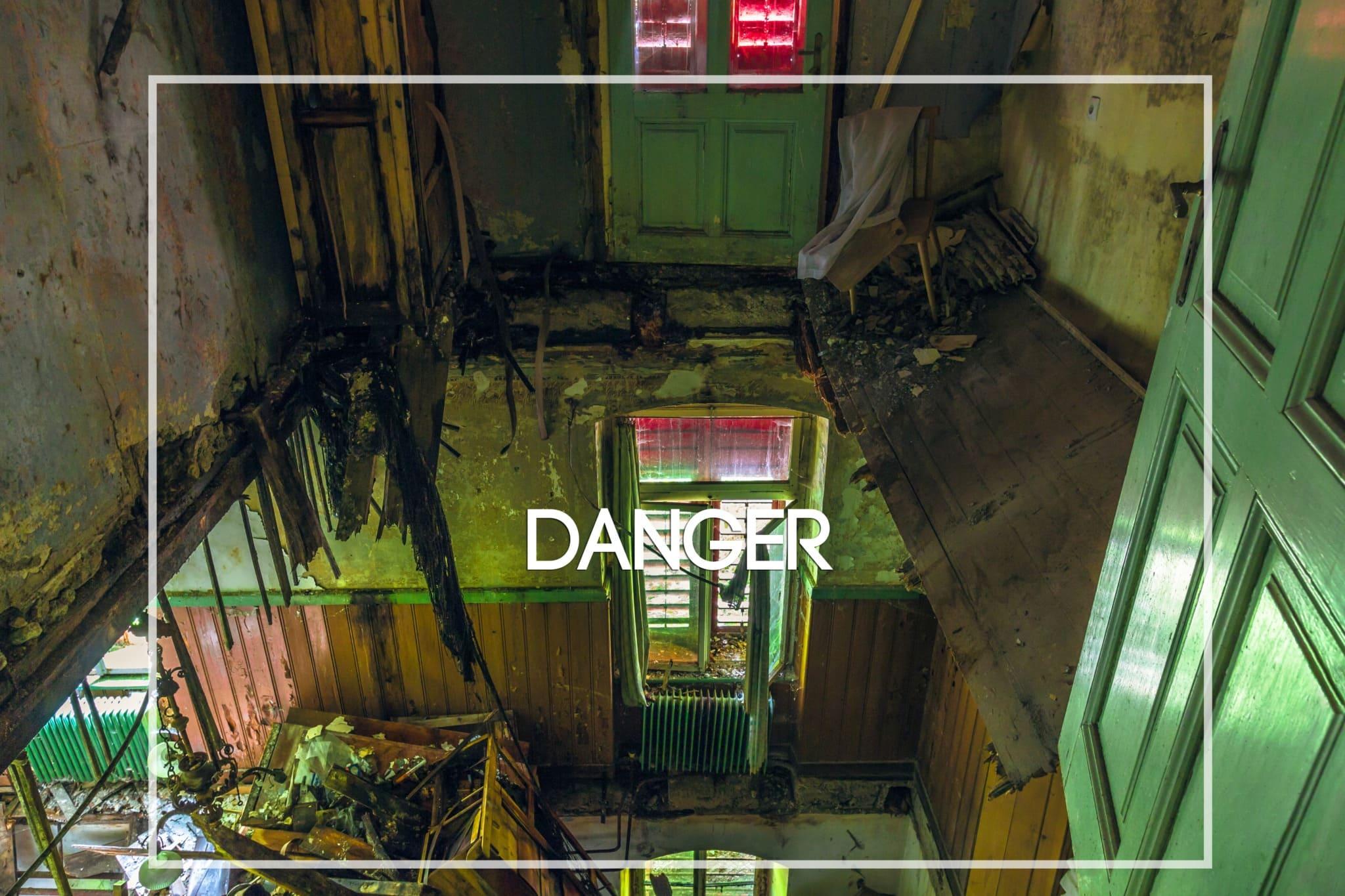 danger-urbex