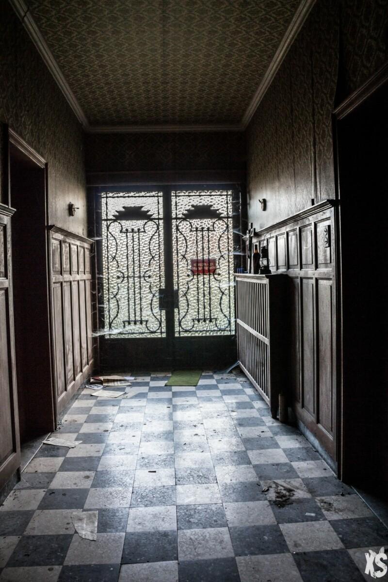 Villa du Docteur Ruxton