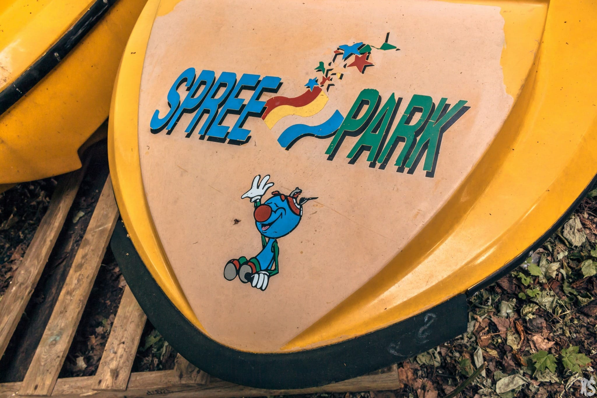 Spreepark, Abandoned Amusement Park in Germany | urbexsession.com/en/spreepark | Urbex Germany