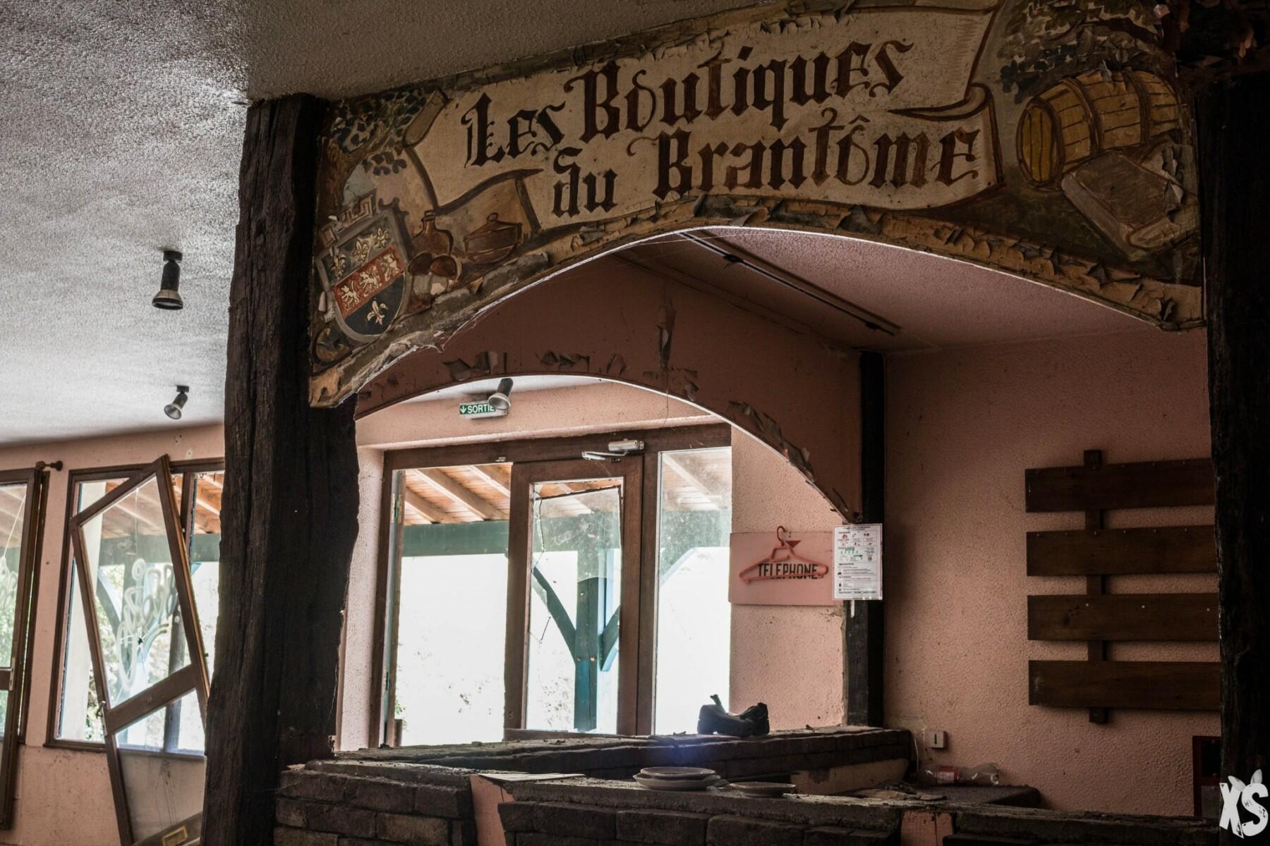 Hôtel Le Brantome