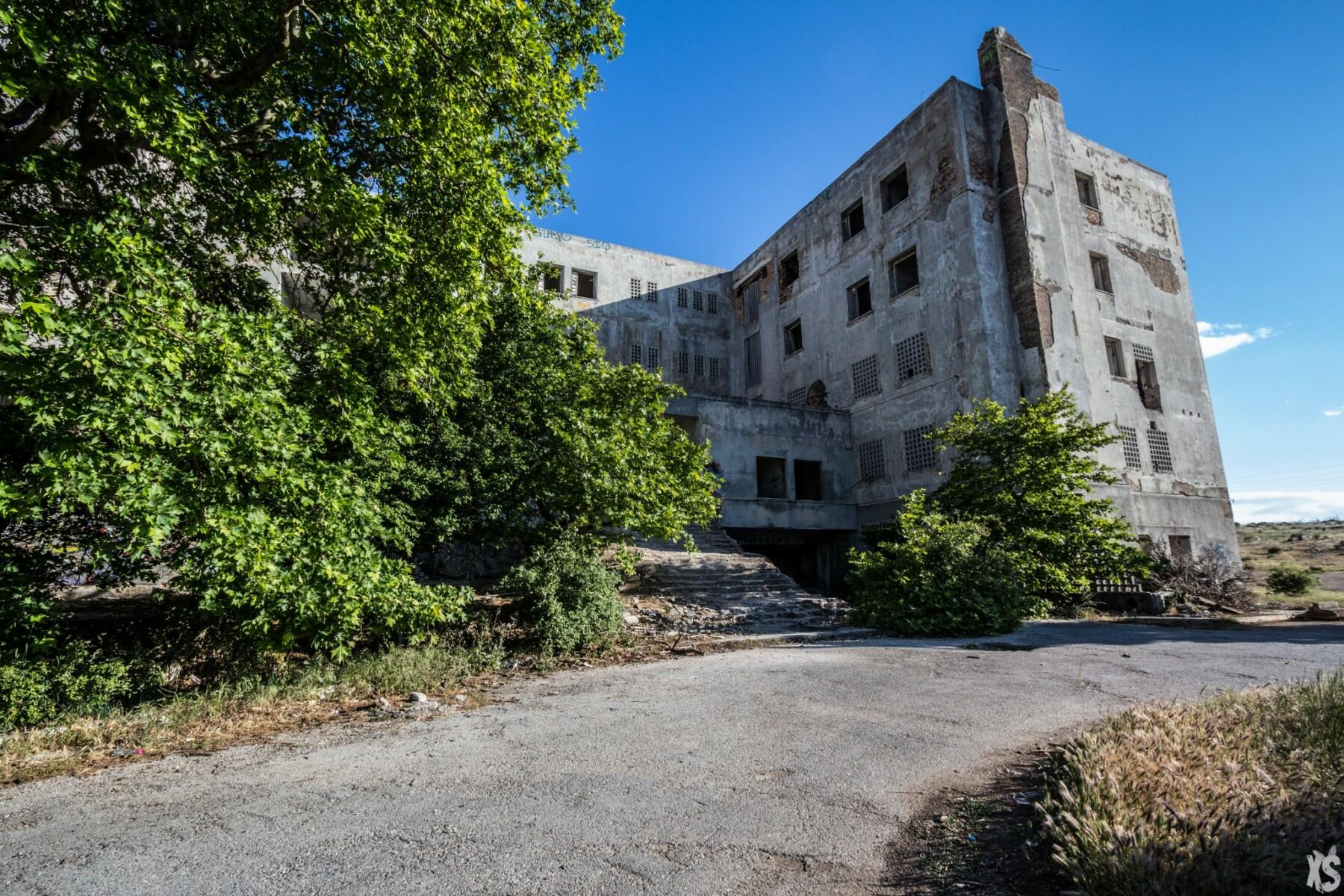 Sanatorium Curtis Osborne