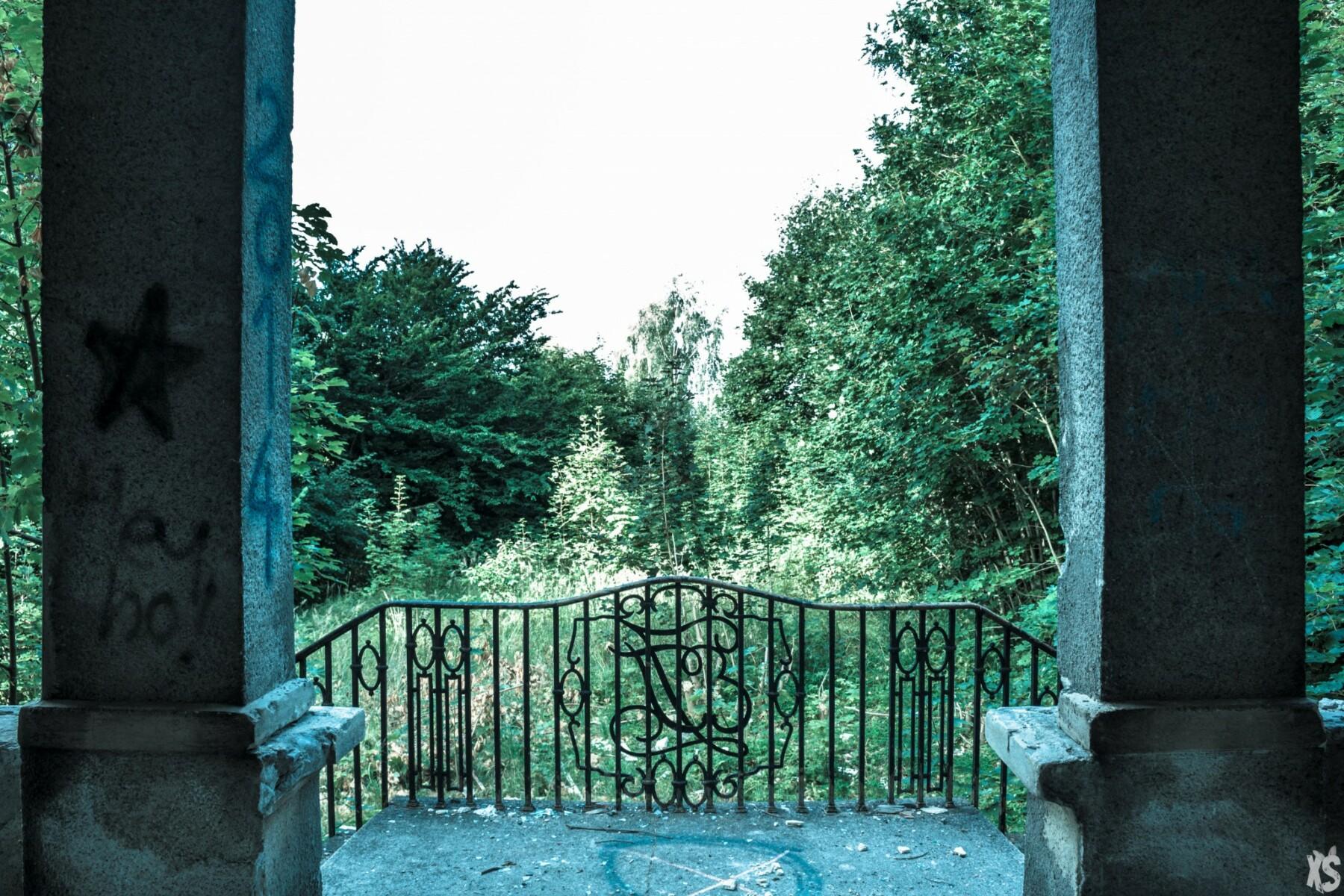 Sanatorium abandonné en Allemagne