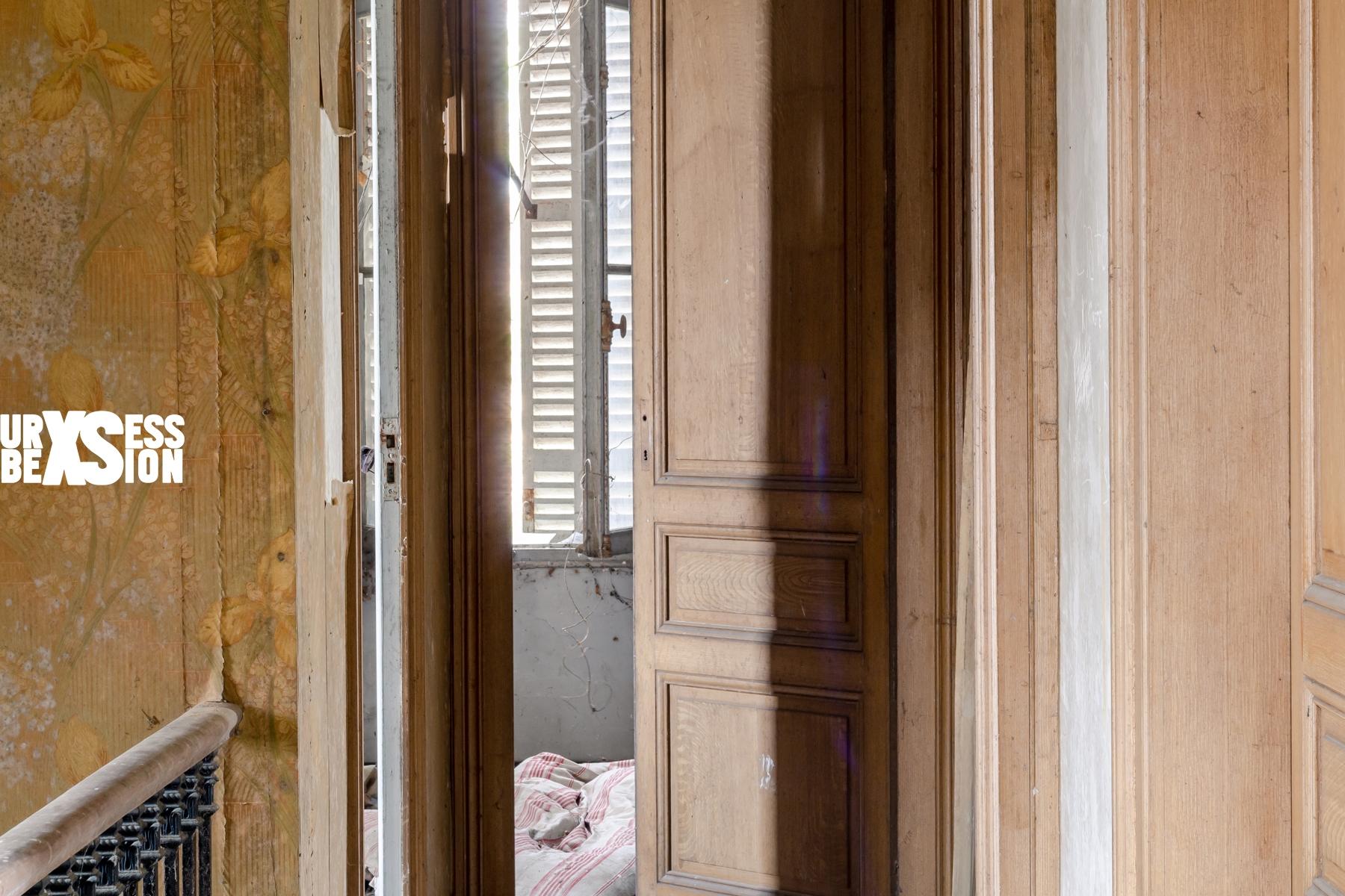 Château abandonné en Aquitaine | urbexsession.com/chateau-francisca-ballesteros | Urbex France