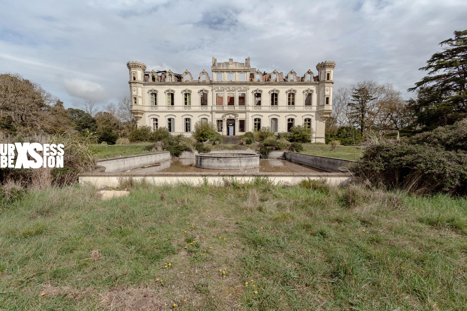 Château de Valgros – Frontenac – Bram