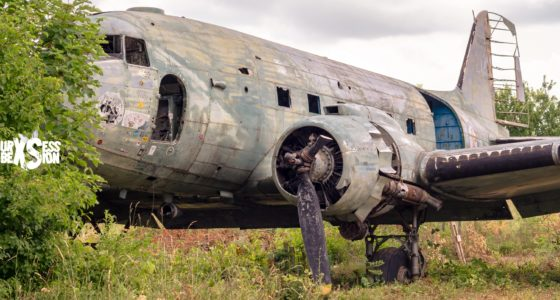 H0 Mission – Airplane Graveyard