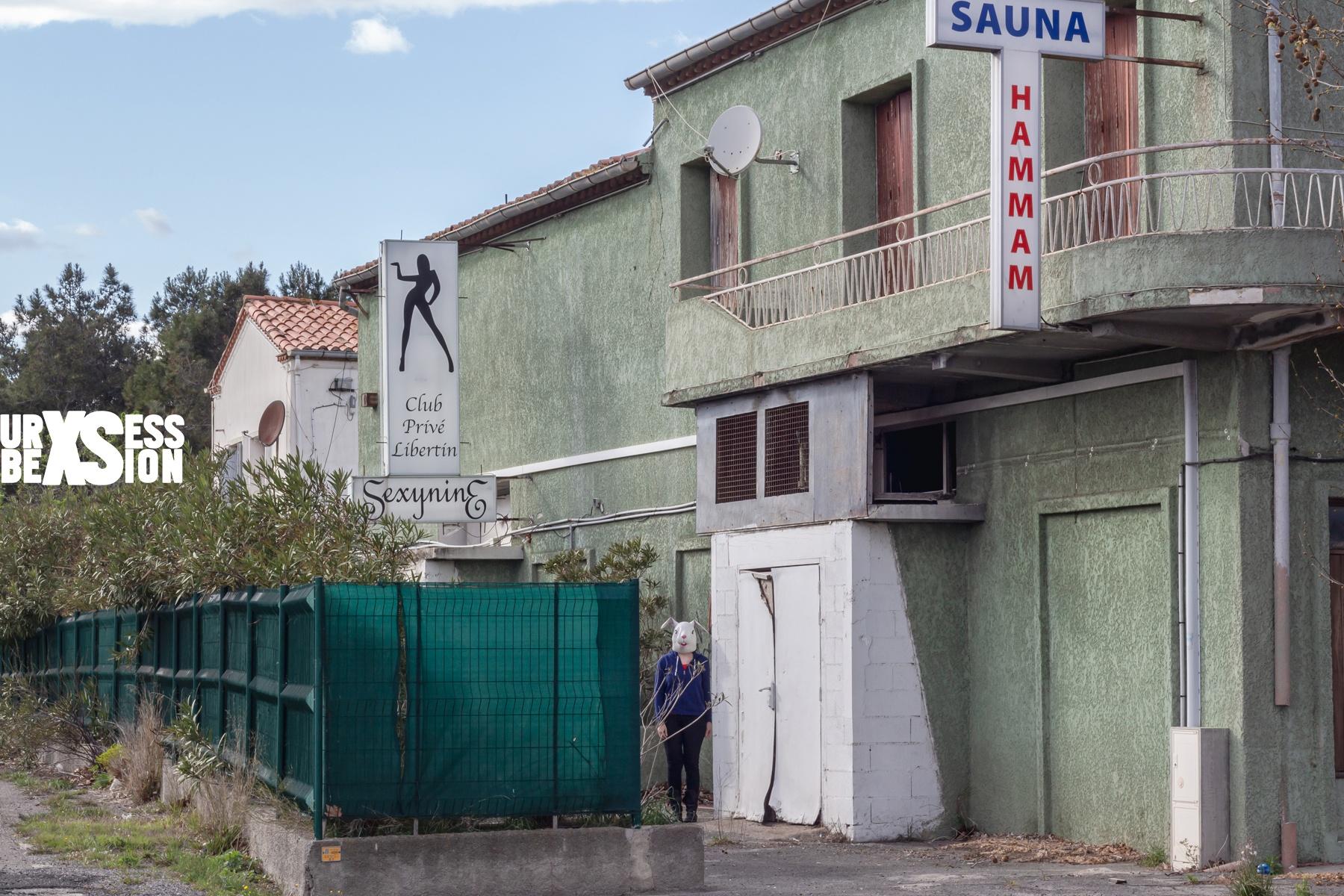 Club échangiste abandonné en France | urbexsession.com/club-echangiste-louis-poirson | Urbex France