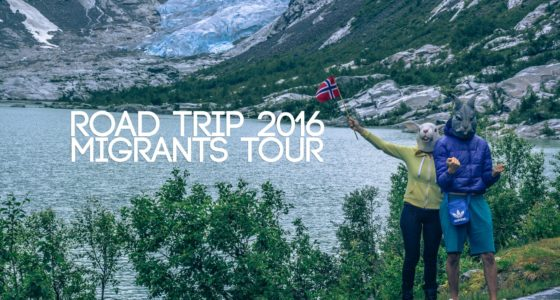 Road Trip 2016 – Migrants Tour