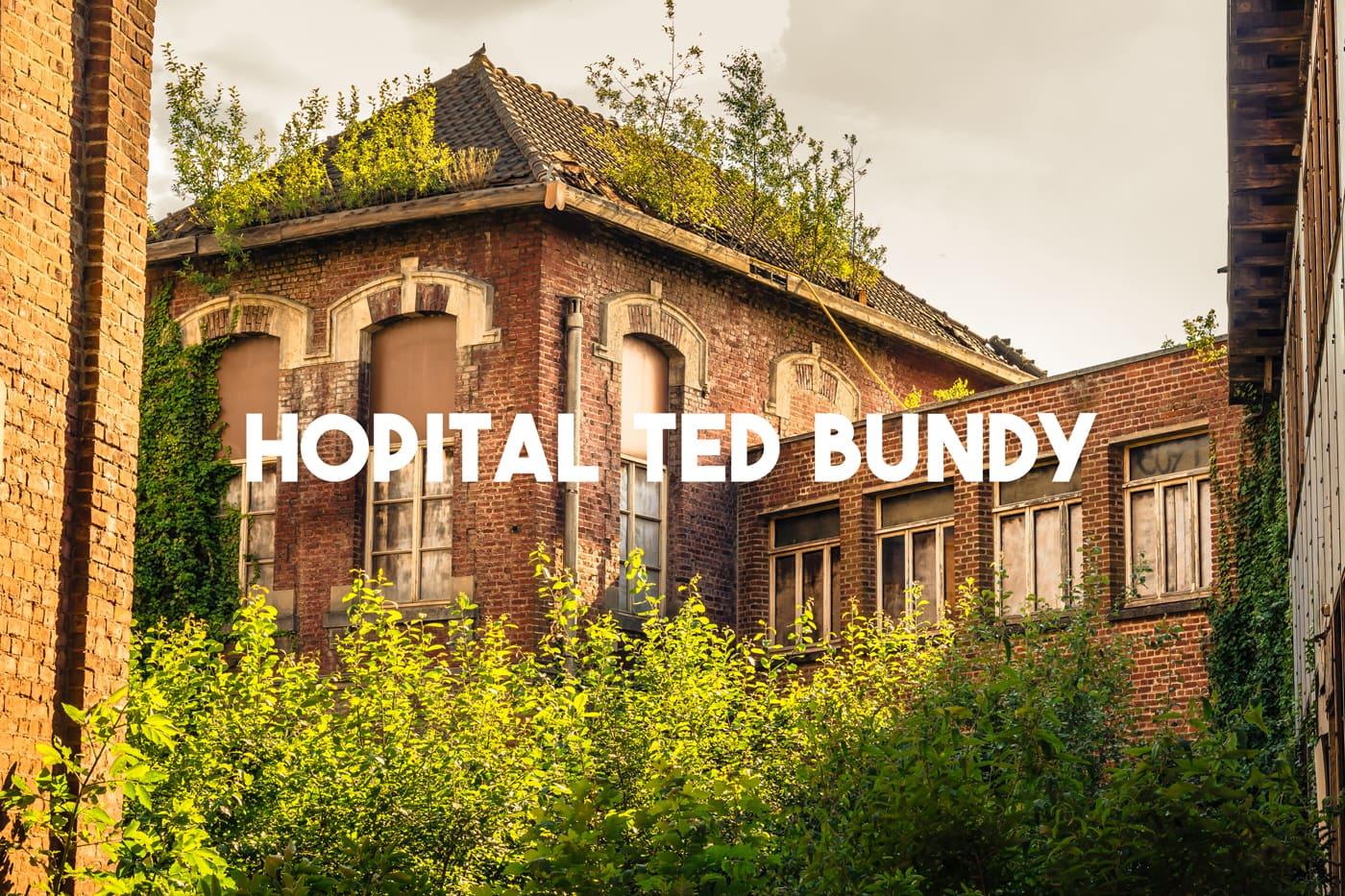 Hôpital abandonné dans le Nord-Pas-de-Calais | urbexsession.com/hopital-ted-bundy | Urbex France