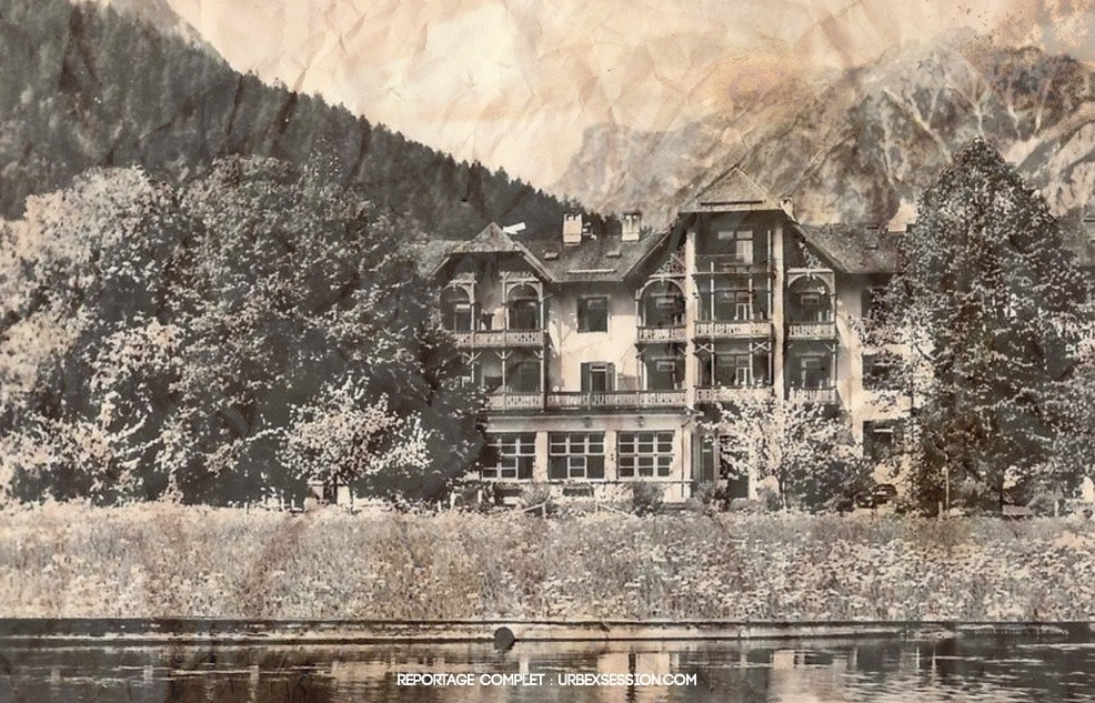 Susanna Cox Hotel - Abandoned Hotel in Austria