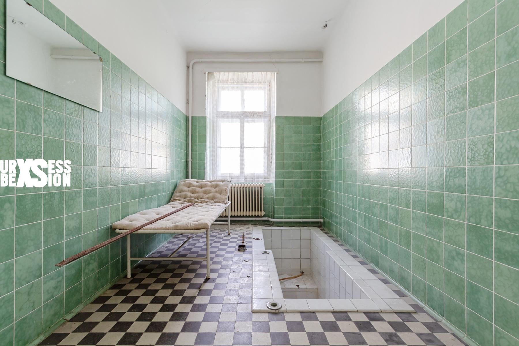 Hôtel abandonné en Autriche   urbexsession.com/hotel-udo-proksch   Urbex Autriche