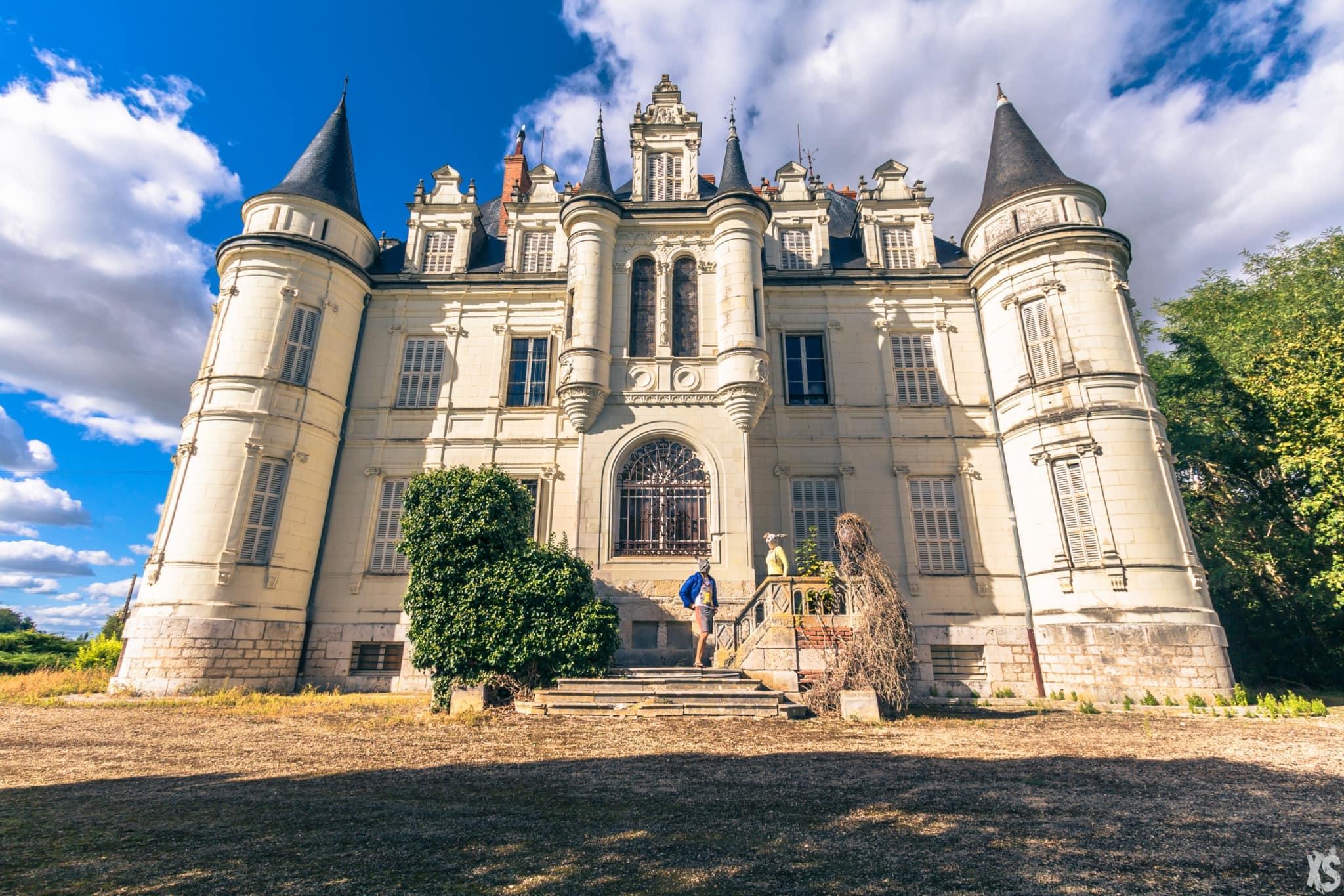 Château Rodney Alcala - Château Poséidon | urbexsession.com/chateau-rodney-alcala | Urbex France