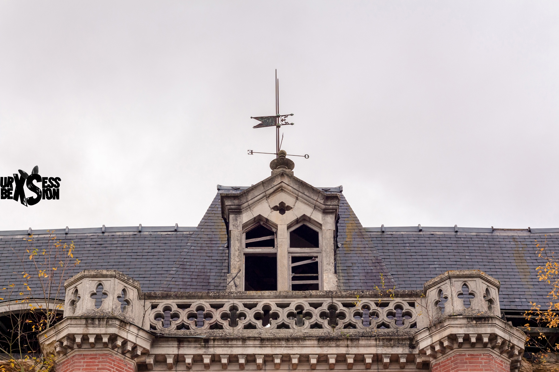 Chateau Jean Pierre Treiber | urbexsession.com/chateau-jean-pierre-treiber | Urbex France