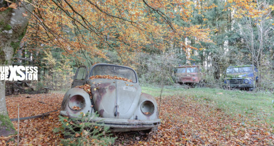 Cemetery of Vehicles – Fritzl