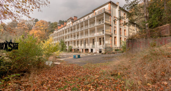 Sanatorium | Lay Saint Christophe