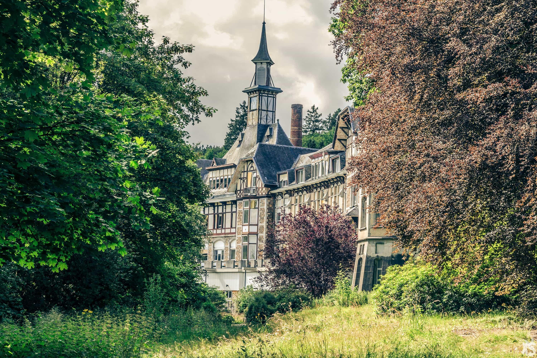Sanatorium abandonné situé en Belgique - Urbex