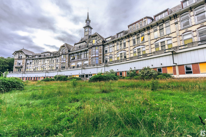 Abandoned Sanatorium in Belgium - Urbex